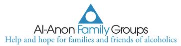 New Zealand Al-Anon Family Groups Logo